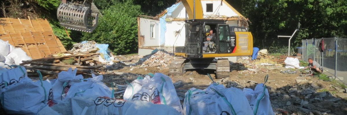 Dekontaminierung Wimmelbücker Abbruch GmbH