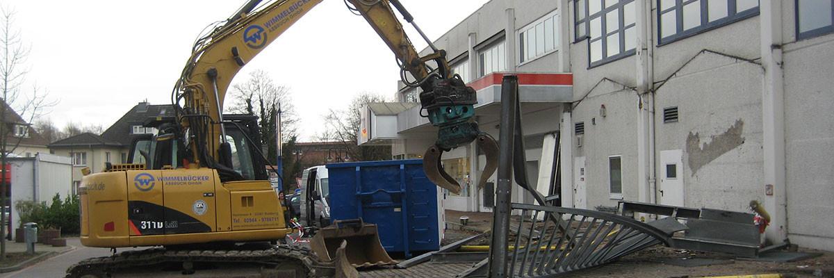 Demontage Wimmelbücker Abbruch GmbH