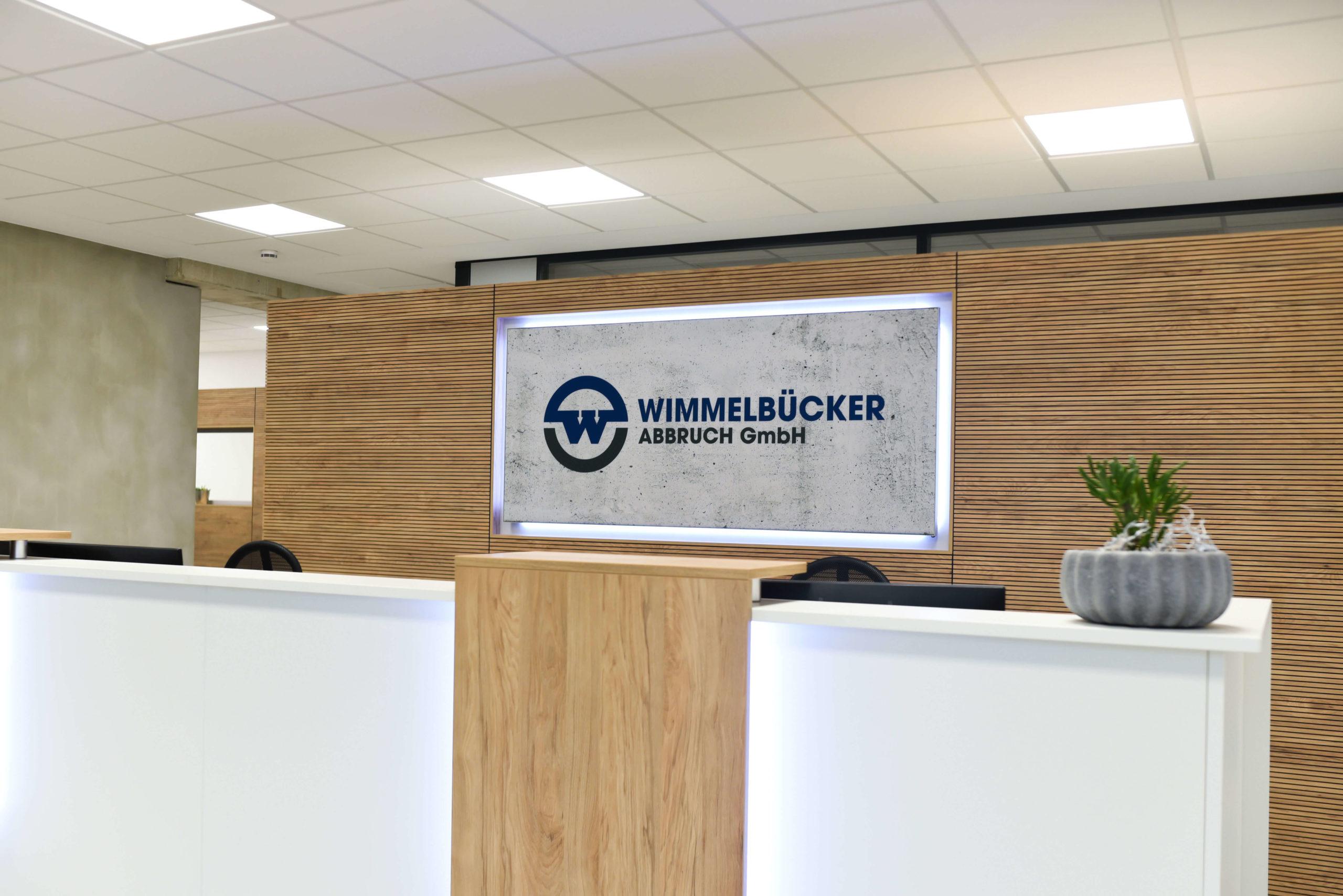 Wimmelbucker